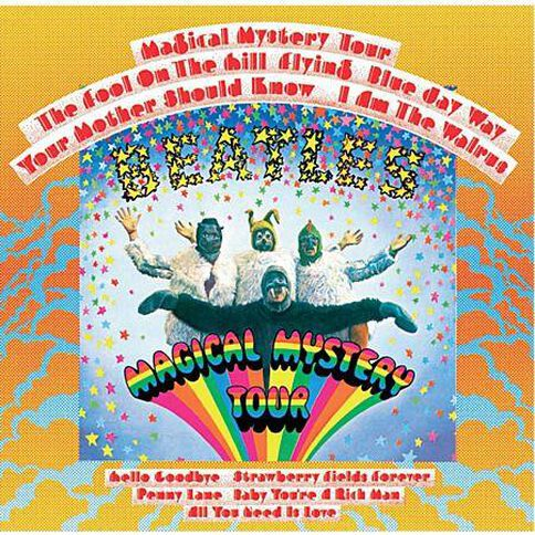 Magical Mystery Tour (Remastered) CD by The Beatles 1Disc