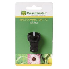 Westminster Male Tap Connector
