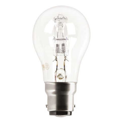 General Electric Bulb Halogen GLS BC Clear 42W