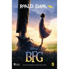 BFG Film Tie-In by Roald Dahl