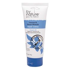 By Nature Hand Creme Coconut & Ocean Minerals 100g