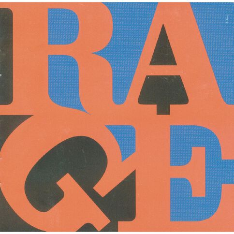 Renegades CD by Rage Against The Machine 1Disc