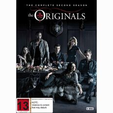 The Originals Season 2 DVD 5Disc