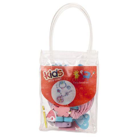 Kids' Art & Craft Bag of Beads Fairy
