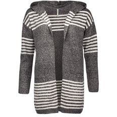 Maya Longline Hooded Cardigan