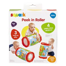 Squeek Peek In Roller
