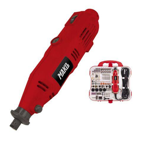 Mako Rotary Tool Kit 165 Piece