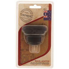 Intrepid Multi Travel Adaptor World>NZ/AUS