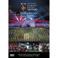 The Royal Edinburgh Military Tattoo Live From Melbourne DVD 1Disc