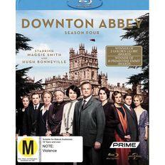 Downton Abbey Series 4 Blu-ray 3Disc