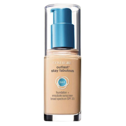 Covergirl Outlast 3-in-1 Foundation Buff Beige 825