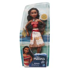 Moana Adventure Figure Moana