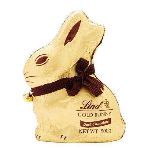 Lindor Lindt Gold Bunny Dark 200g