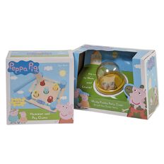 Peppa Pig Mud Puddle Game Combo