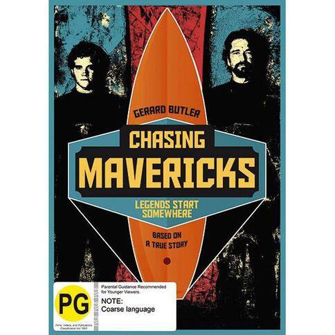Chasing Mavericks DVD 1Disc