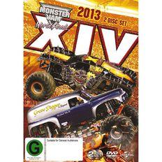 Monster Jam World Finals 14 DVD 2Disc