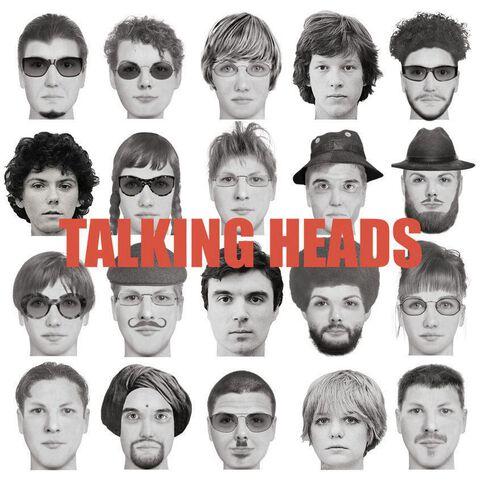 Best of CD by Talking Heads 1Disc