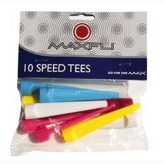 Maxfli Speed Tees 10 Pack