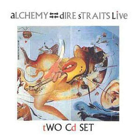 Alchemy by Dire Straits 2CD