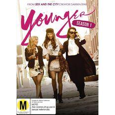 Younger Season 1 DVD 3Disc