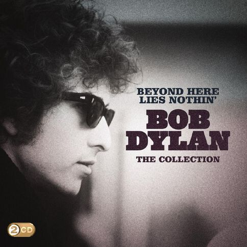 Beyond Here Lies Nothing CD by Bob Dylan 2Disc