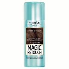 L'Oreal Paris Magic Retouch Dark Brown 75ml