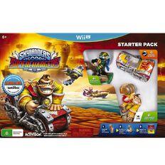 Nintendo Wii U Skylanders Super Chargers Starter Pack