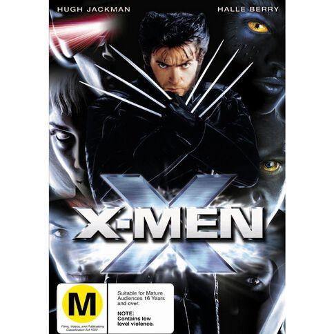 X-Men DVD 1Disc