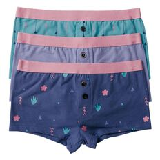 H&H Girls' Boyleg 3 Pack