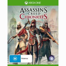 XboxOne Assassins Creed Chronicles