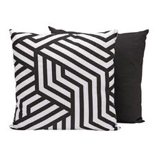Living & Co Lounge Cushions Cotton 2 Pack