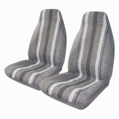 Samson Car Seat Cover High Back Tweed Front Pair