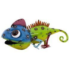 Metal Lizard Spike 32.5cm