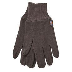 Dickies Jersey Gloves Brown