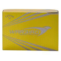 Callaway Warbird Golf Balls White 12 Pack