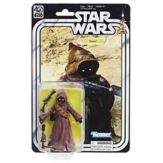Star Wars Jawa Black Series 40th Anniversary Figure 6 inch