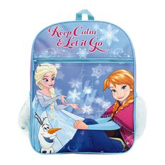 Frozen Entry Backpack