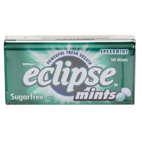 Eclipse Mints Spearmint