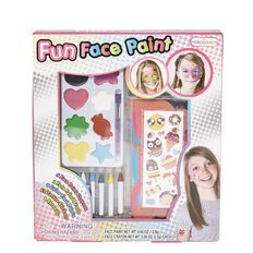 Princess Kits Fun Face Paint Kit