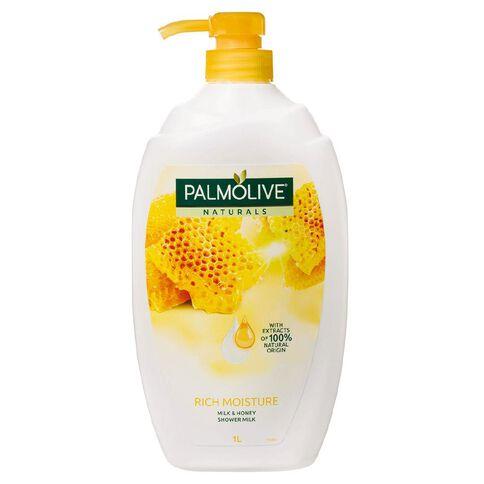 Palmolive Shower Gel Milk and Honey 1L