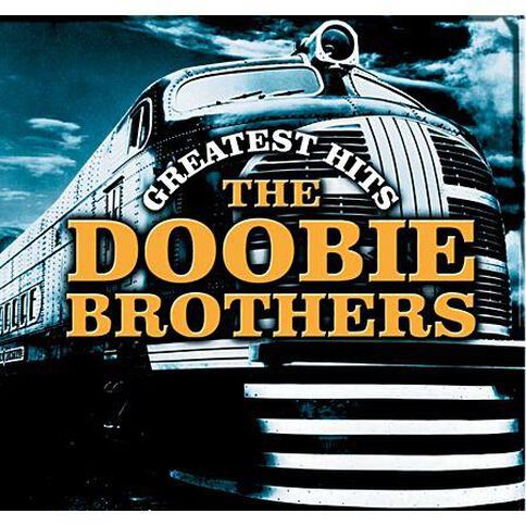 Greatest Hits CD by The Doobie Brothers 1Disc