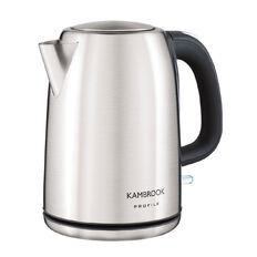 Kambrook Kettle Brushed Stainless Steel 1.7L