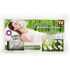 As Seen On TV Restform Bamboo Pillow