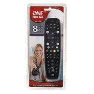 One 4 All 8 Device Universal Remote URC2981