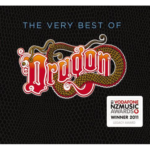 The Very Best of CD by Dragon 1Disc
