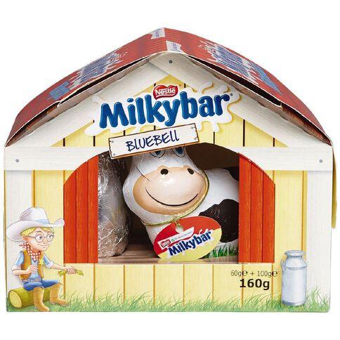 Nestle Milkybar Farmyard Cow in Shed 160g