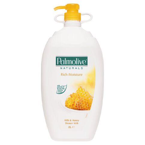 Palmolive Shower Gel Milk & Honey 2L
