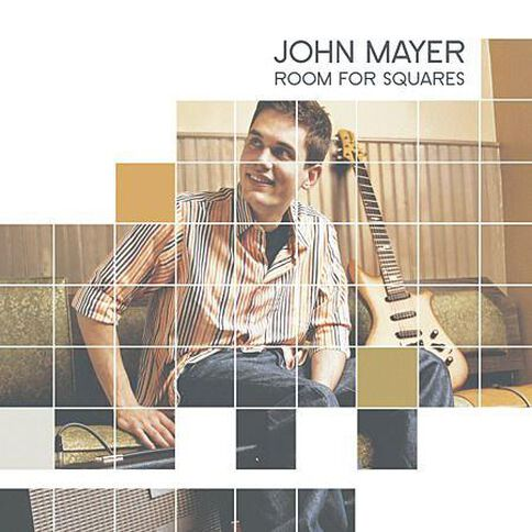 Room For Squares CD by John Mayer 1Disc