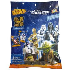 Star Wars Character Cookies 200g