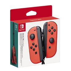 Nintendo Switch Controller Set Red